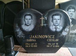 Двойное надгробие